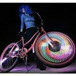 Подсветка колеса (тюнинг)